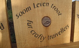 Marion Smith - Loch Leven - Tarhill Hatchery seat