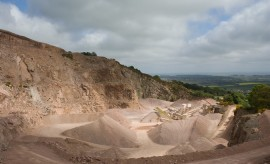 Marion Smith - Long View - Lucklaw Hill Quarry