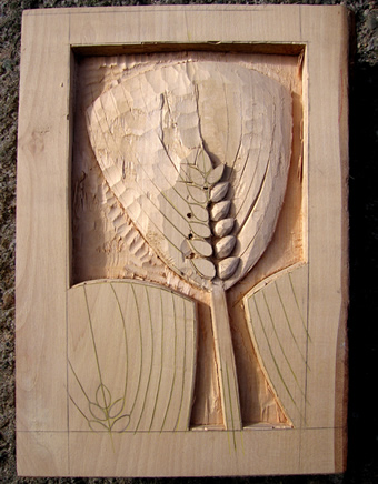 Marion Smith Workshops - Wood Carving