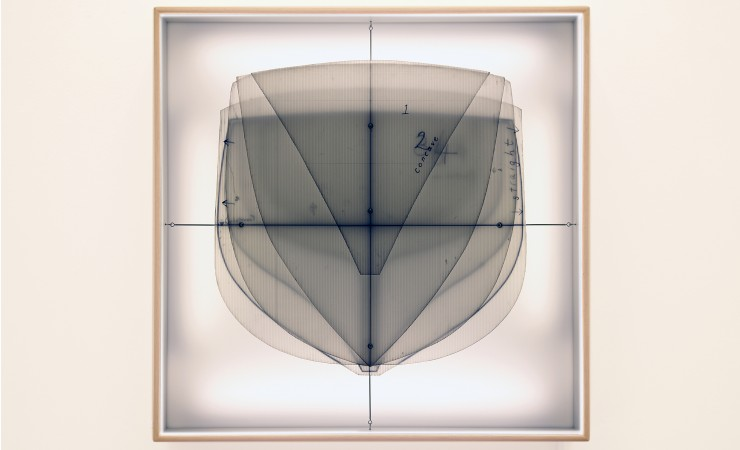 Marion Smith - Panmure Passage Lightbox